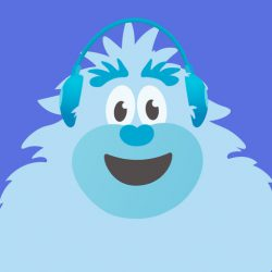 Happy Yeti for Children